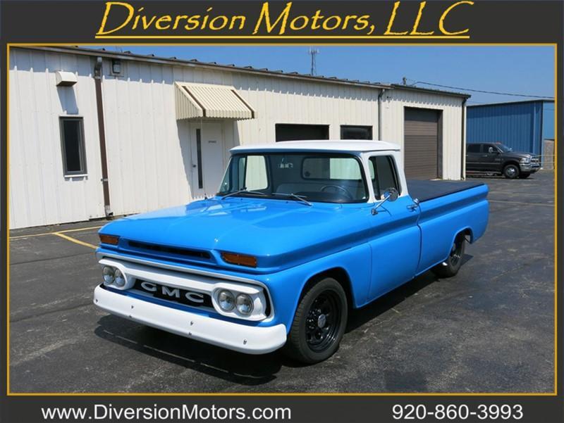 1960 gmc 1000 c10 restomod pickup for sale in manitowoc wisconsin listedbuy
